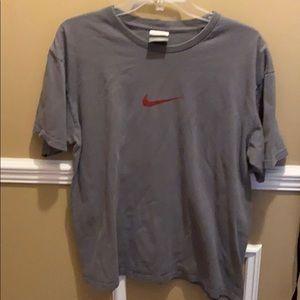 Nike size medium gray tshirt